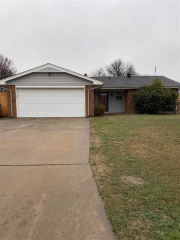 4744 SE Sunnymeade Dr, Lawton, OK 73501 (MLS #155218) :: Pam & Barry's Team - RE/MAX Professionals