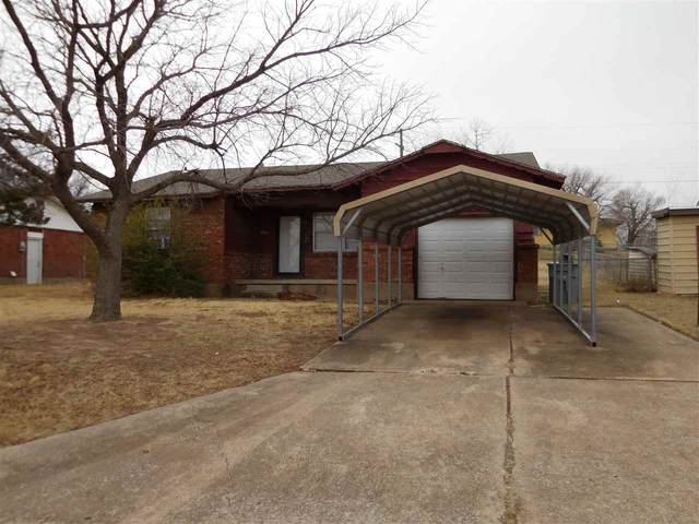1512 NW 43rd St, Lawton, OK 73505 (MLS #155245) :: Pam & Barry's Team - RE/MAX Professionals