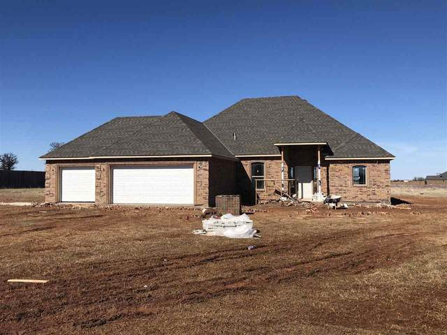 373 NE Sanders Dr, Elgin, OK 73538 (MLS #155250) :: Pam & Barry's Team - RE/MAX Professionals
