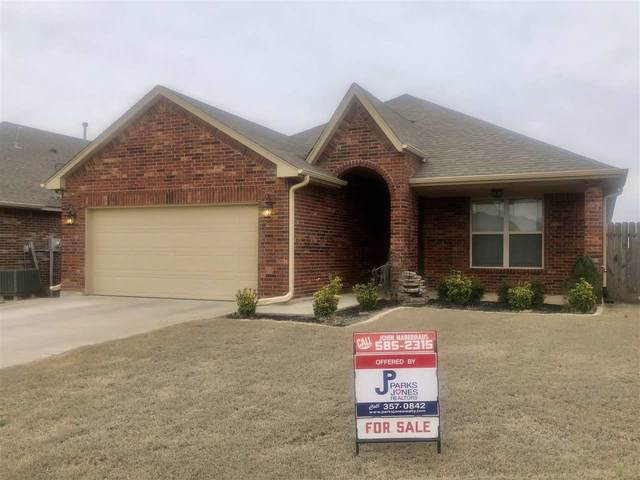 8012 SW Powell Ct, Lawton, OK 73505 (MLS #155253) :: Pam & Barry's Team - RE/MAX Professionals