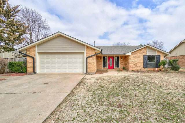 2311 NW Crosby Park Blvd, Lawton, OK 73507 (MLS #155270) :: Pam & Barry's Team - RE/MAX Professionals