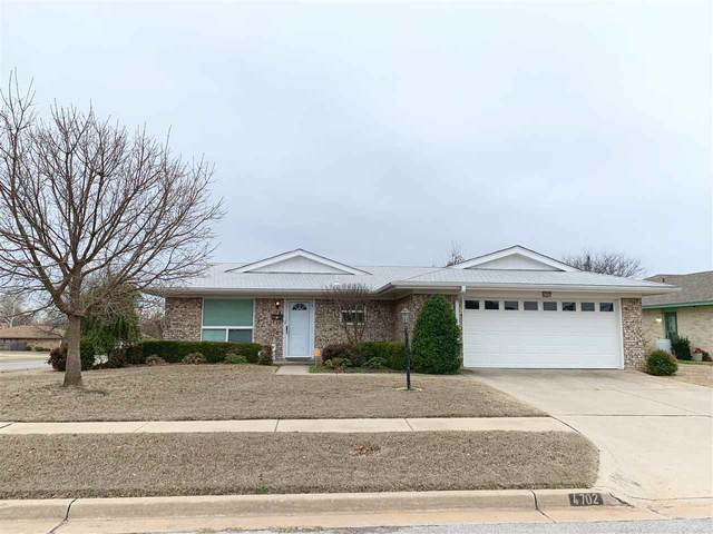 4702 NW 47th Pl, Lawton, OK 73505 (MLS #155272) :: Pam & Barry's Team - RE/MAX Professionals