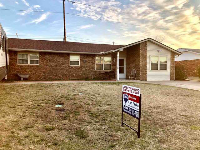 6120 SW Summit Ave, Lawton, OK 73505 (MLS #155306) :: Pam & Barry's Team - RE/MAX Professionals