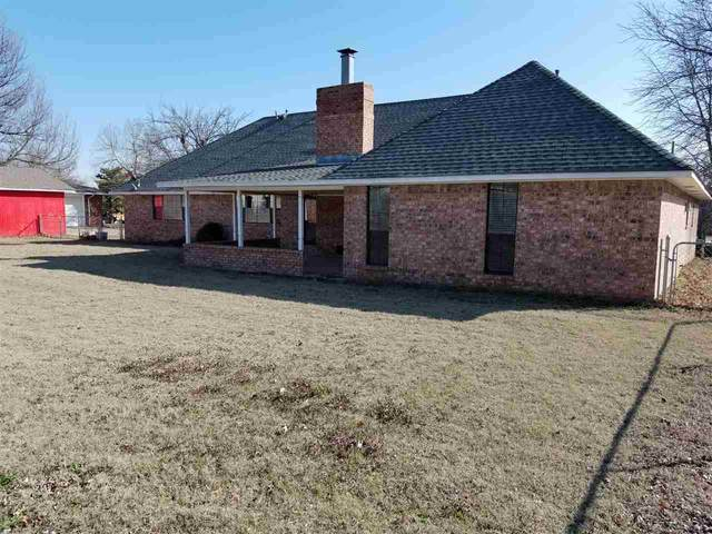 303 Cole St, Fletcher, OK 73541 (MLS #155321) :: Pam & Barry's Team - RE/MAX Professionals