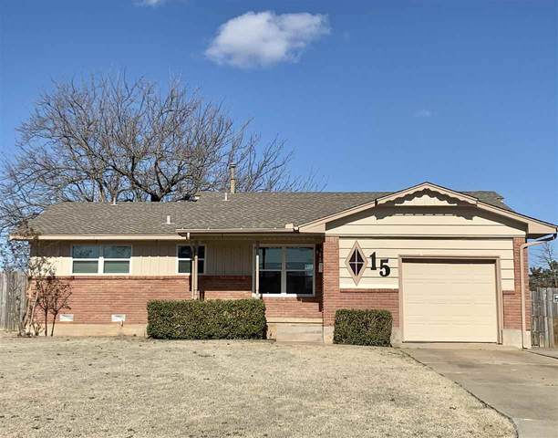 15 SW 49th St, Lawton, OK 73505 (MLS #155360) :: Pam & Barry's Team - RE/MAX Professionals