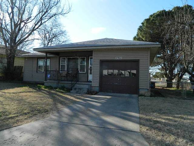 1918 NW Lindy Ave, Lawton, OK 73507 (MLS #155369) :: Pam & Barry's Team - RE/MAX Professionals