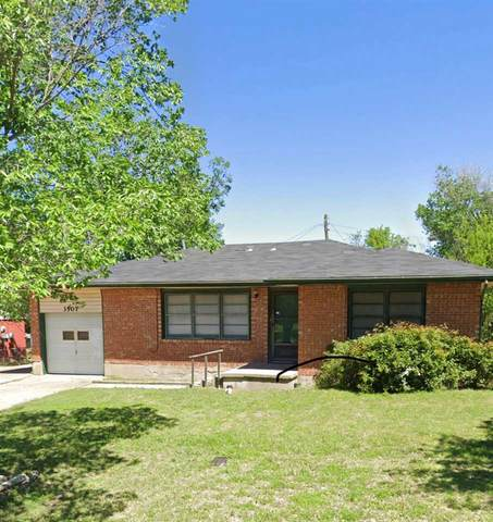 3507 NW Lincoln Ave, Lawton, OK 73505 (MLS #155378) :: Pam & Barry's Team - RE/MAX Professionals