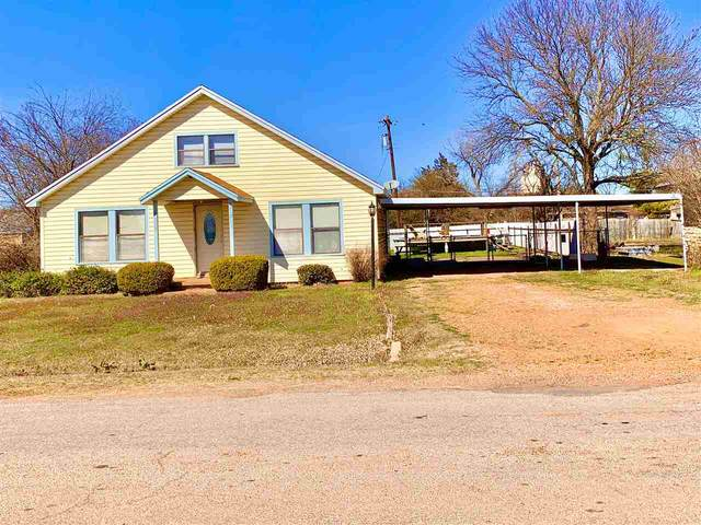 213 W Oklahoma St, Temple, OK 73568 (MLS #155385) :: Pam & Barry's Team - RE/MAX Professionals