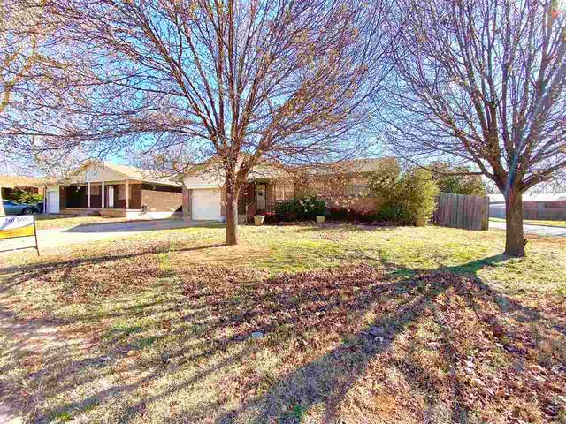 805 NW 58th St, Lawton, OK 73505 (MLS #155394) :: Pam & Barry's Team - RE/MAX Professionals