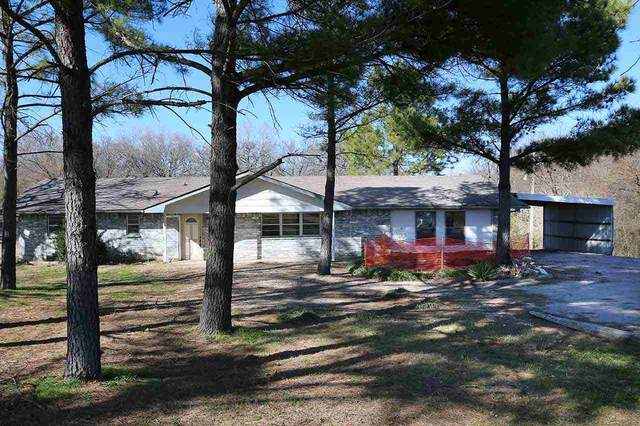 7728 State Highway 199, Ardmore, OK 73401 (MLS #155434) :: Pam & Barry's Team - RE/MAX Professionals
