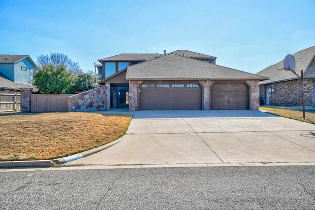 7708 NW Lancet Ln, Lawton, OK 73505 (MLS #155451) :: Pam & Barry's Team - RE/MAX Professionals