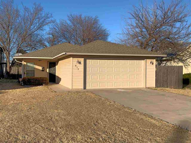 813 NW Dearborn Ave, Lawton, OK 73507 (MLS #155467) :: Pam & Barry's Team - RE/MAX Professionals