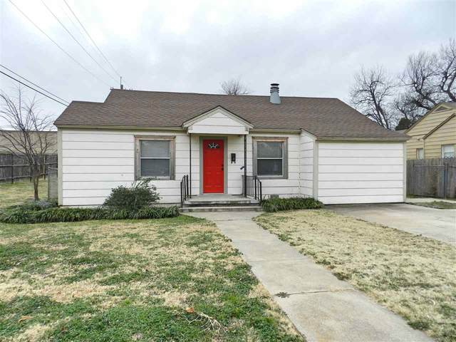 1106 NW Ash Ave, Lawton, OK 73507 (MLS #155493) :: Pam & Barry's Team - RE/MAX Professionals