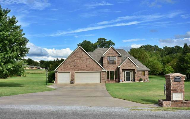 502 Wildflower Dr, Fletcher, OK 73541 (MLS #155505) :: Pam & Barry's Team - RE/MAX Professionals