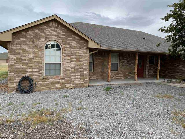3742 Summit Dr, Duncan, OK 73533 (MLS #155540) :: Pam & Barry's Team - RE/MAX Professionals