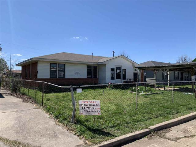 2134 NW Ozmun Ave, Lawton, OK 73505 (MLS #155549) :: Pam & Barry's Team - RE/MAX Professionals