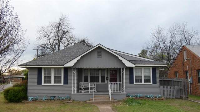 702 NW Laird Ave, Lawton, OK 73507 (MLS #155627) :: Pam & Barry's Team - RE/MAX Professionals