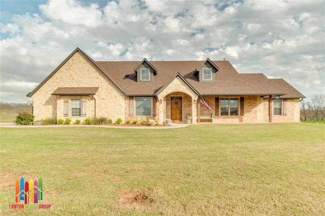3861 SW Airport Rd, Cache, OK 73527 (MLS #155631) :: Pam & Barry's Team - RE/MAX Professionals