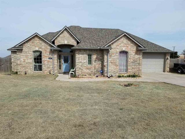 207 W Cherry, Fletcher, OK 73541 (MLS #155632) :: Pam & Barry's Team - RE/MAX Professionals