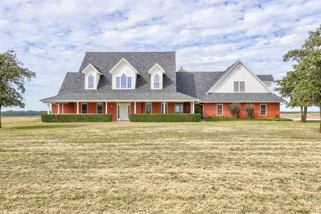 182165 N 2650 Rd, Walters, OK 73572 (MLS #155646) :: Pam & Barry's Team - RE/MAX Professionals