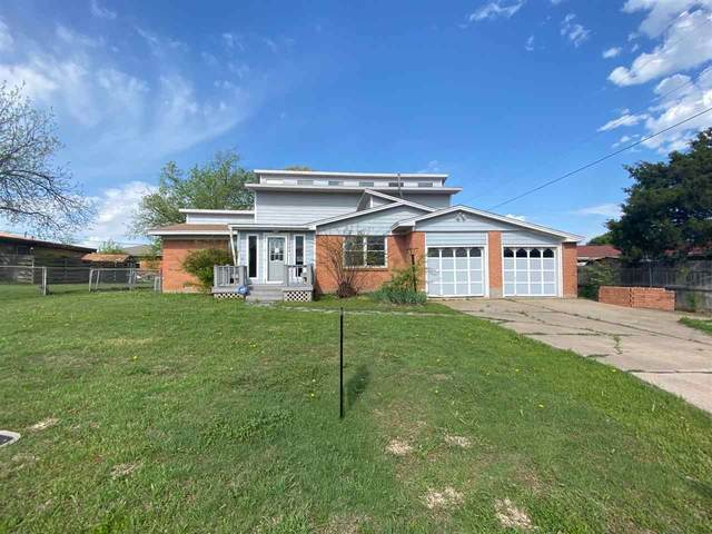 1704 NW 39th St, Lawton, OK 73505 (MLS #155651) :: Pam & Barry's Team - RE/MAX Professionals