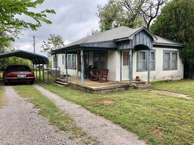 610 W Blakely, Rush Springs, OK 73082 (MLS #155717) :: Pam & Barry's Team - RE/MAX Professionals