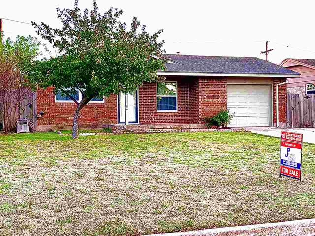 4814 NW Pollard Ave, Lawton, OK 73505 (MLS #155738) :: Pam & Barry's Team - RE/MAX Professionals