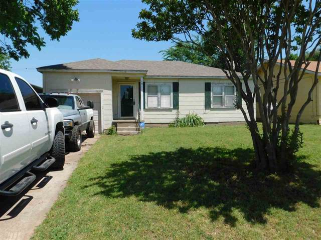 1913 NW Bell Ave, Lawton, OK 73507 (MLS #155862) :: Pam & Barry's Team - RE/MAX Professionals