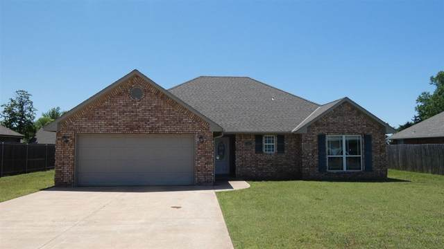 206 W Cherry, Fletcher, OK 73541 (MLS #155881) :: Pam & Barry's Team - RE/MAX Professionals