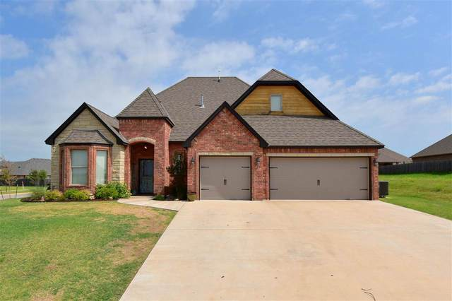 4302 NE Water Edge Dr, Lawton, OK 73505 (MLS #155894) :: Pam & Barry's Team - RE/MAX Professionals
