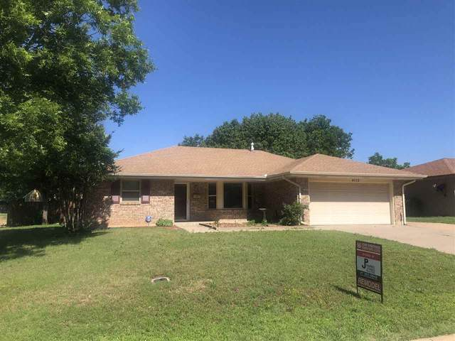 4112 NW Currell Dr, Lawton, OK 73505 (MLS #155967) :: Pam & Barry's Team - RE/MAX Professionals