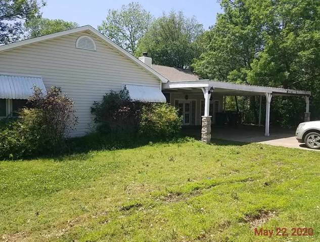1217 N 12th St, Duncan, OK 73533 (MLS #155969) :: Pam & Barry's Team - RE/MAX Professionals