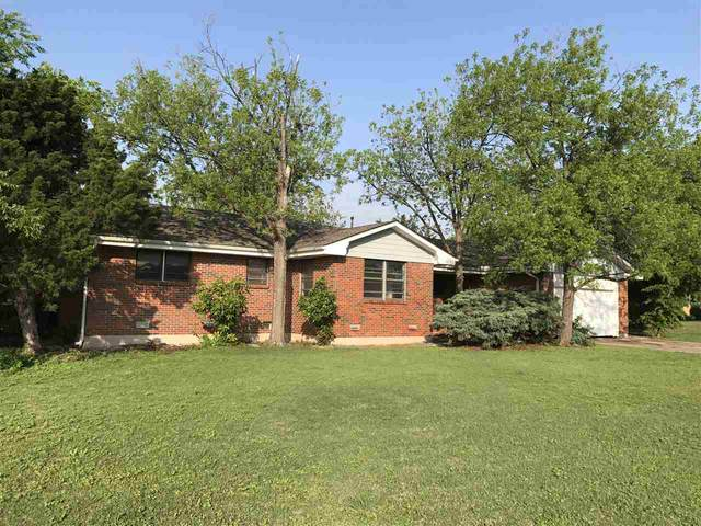 1610 NW 33rd St, Lawton, OK 73505 (MLS #156000) :: Pam & Barry's Team - RE/MAX Professionals
