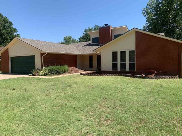 3113 NE Brentwood Dr, Lawton, OK 73507 (MLS #156119) :: Pam & Barry's Team - RE/MAX Professionals