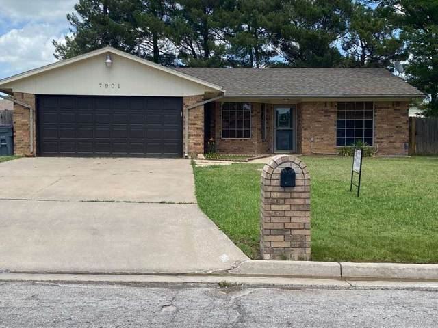 7901 NW Terrace Hills Blvd, Lawton, OK 73505 (MLS #156130) :: Pam & Barry's Team - RE/MAX Professionals