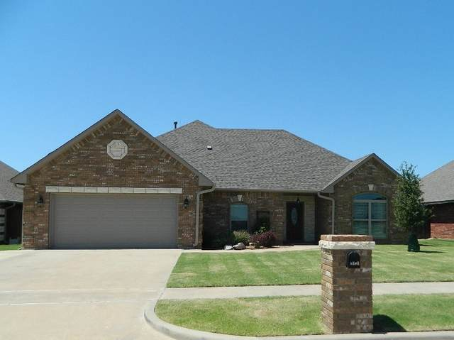 5508 SW Tyler Ave, Lawton, OK 73505 (MLS #156159) :: Pam & Barry's Team - RE/MAX Professionals