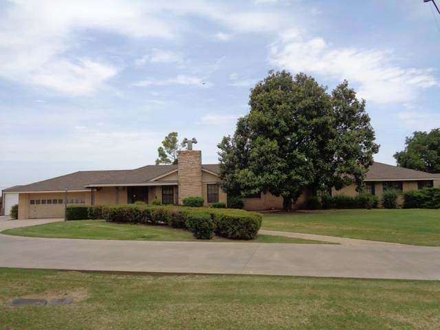 3615 NW Arlington Ave, Lawton, OK 73505 (MLS #156216) :: Pam & Barry's Team - RE/MAX Professionals