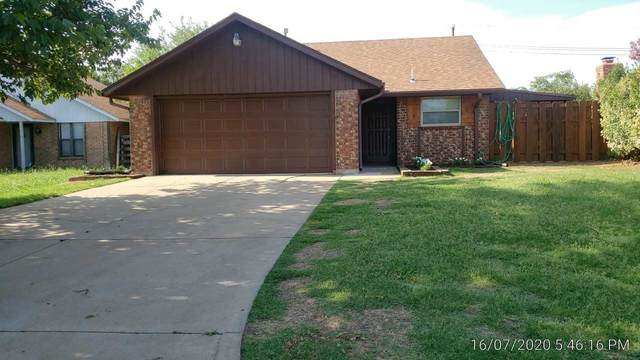 2612 NE Euclid Ave, Lawton, OK 73507 (MLS #156228) :: Pam & Barry's Team - RE/MAX Professionals
