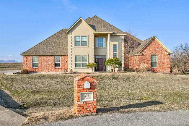 35 NW Lakewood Dr, Lawton, OK 73505 (MLS #156233) :: Pam & Barry's Team - RE/MAX Professionals