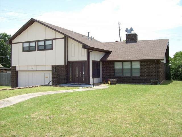 824 NW 50th St, Lawton, OK 73505 (MLS #156249) :: Pam & Barry's Team - RE/MAX Professionals