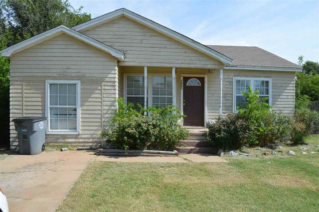 1601 NW Irwin Ave, Lawton, OK 73507 (MLS #156268) :: Pam & Barry's Team - RE/MAX Professionals