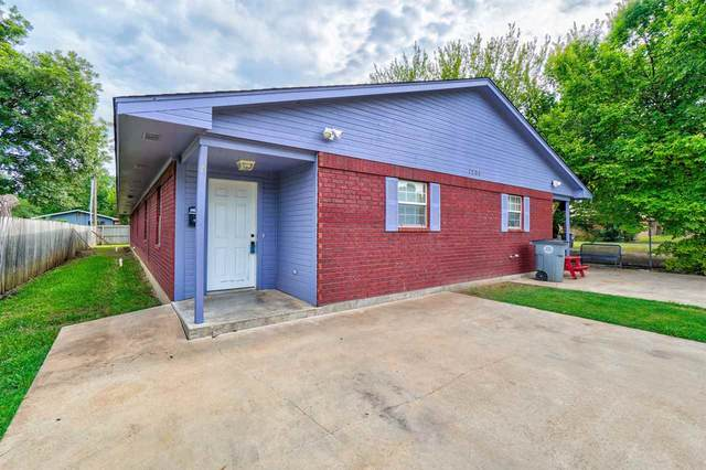 1206 NW Hoover Ave Units A & B, Lawton, OK 73505 (MLS #156294) :: Pam & Barry's Team - RE/MAX Professionals