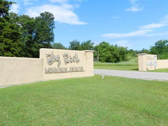 218 NW Big Rock Rd, Medicine Park, OK 73557 (MLS #156375) :: Pam & Barry's Team - RE/MAX Professionals