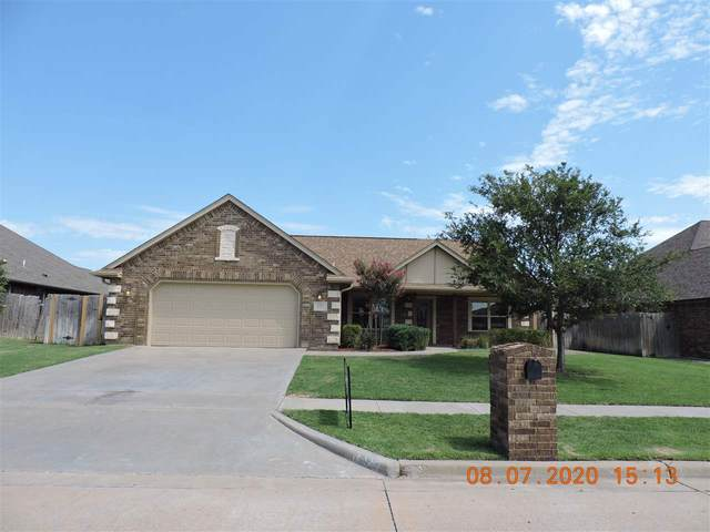 2222 SW 55th St, Lawton, OK 73505 (MLS #156377) :: Pam & Barry's Team - RE/MAX Professionals