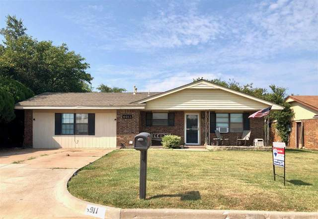 6911 SW Delta Ave, Lawton, OK 73505 (MLS #156568) :: Pam & Barry's Team - RE/MAX Professionals