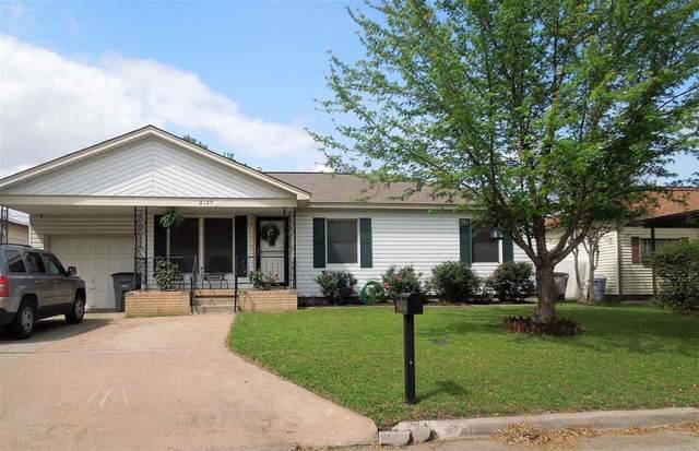 2129 NW Carroll Ave, Lawton, OK 73505 (MLS #156649) :: Pam & Barry's Team - RE/MAX Professionals