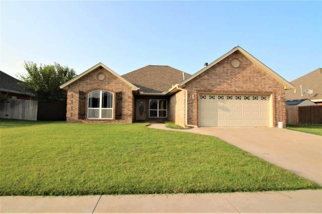 3606 NE Fieldcrest Dr, Lawton, OK 73507 (MLS #156720) :: Pam & Barry's Team - RE/MAX Professionals