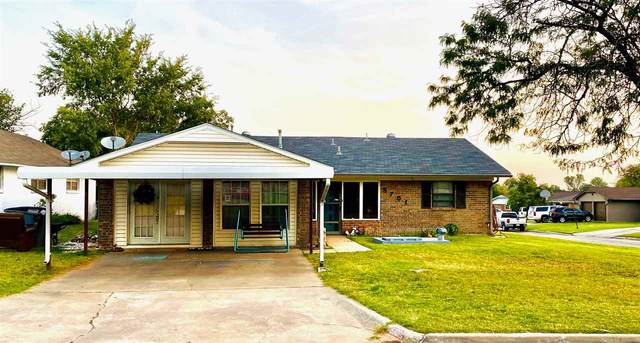 5701 NW Chestnut Cir, Lawton, OK 73505 (MLS #156770) :: Pam & Barry's Team - RE/MAX Professionals