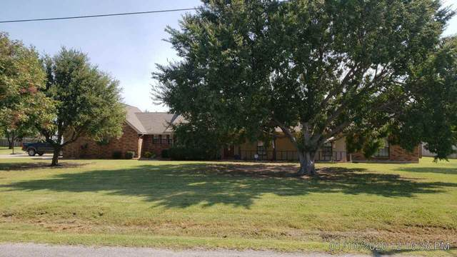 5 NW Pecan Valley Dr, Lawton, OK 73505 (MLS #156795) :: Pam & Barry's Team - RE/MAX Professionals