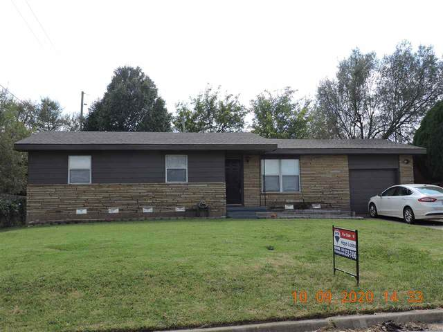 4406 NW Baltimore Ave, Lawton, OK 73505 (MLS #156851) :: Pam & Barry's Team - RE/MAX Professionals